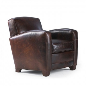 Ellis Chair Leather